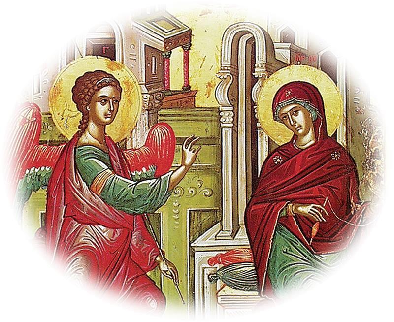 Αποτέλεσμα εικόνας  για Ο Ευαγγελισμός της Θεοτόκου!  ΕΙΚΟΝΕΣ