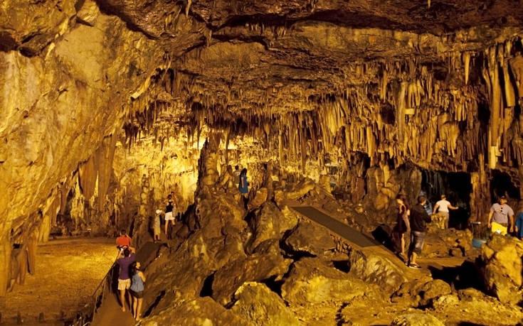 Σπήλαιο Δρογκαράτης: Ένα θαύμα της φύσης στην Κεφαλονιά [εικόνες] –  eKefalonia