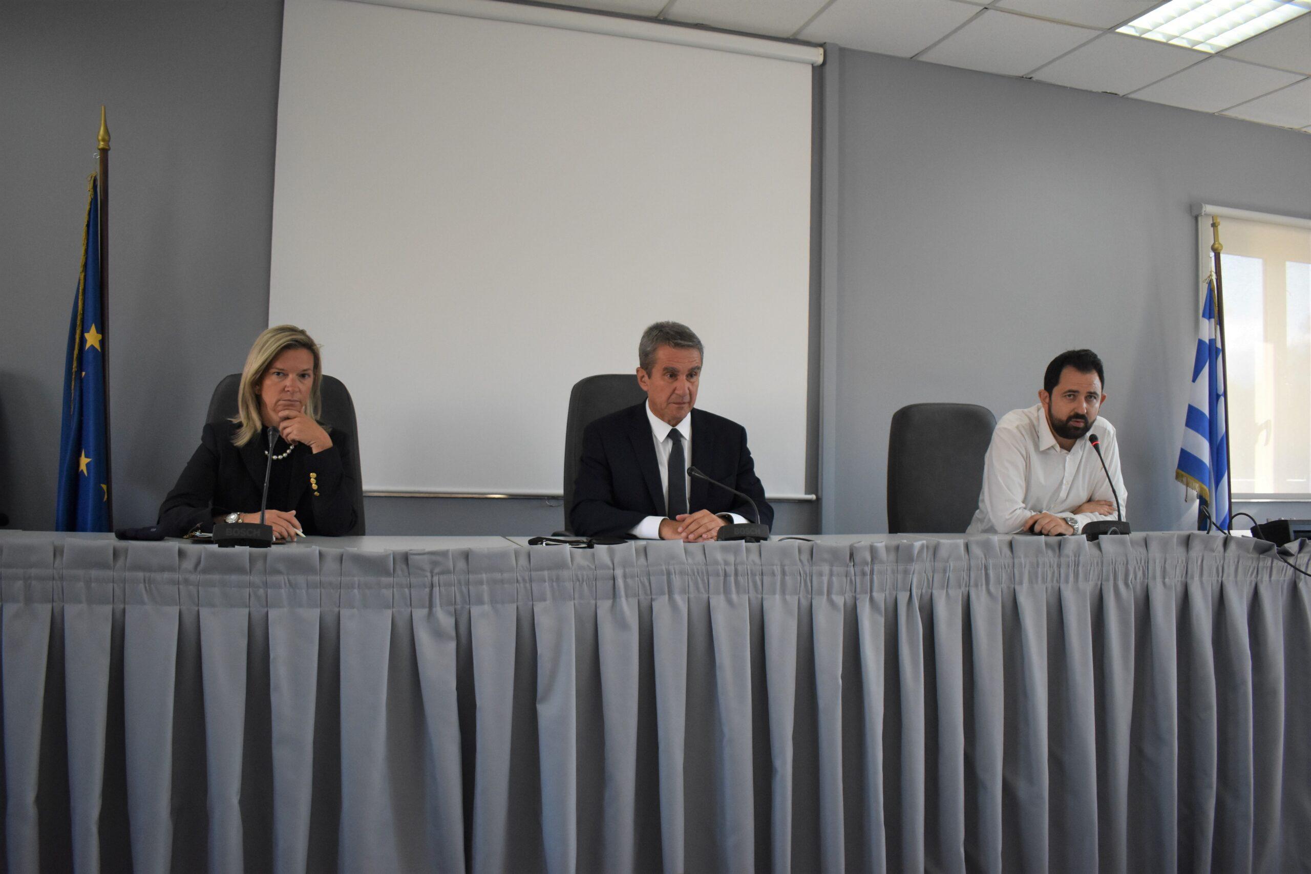 Ο Ανδρέας Λοβέρδος μιλά για την υποψηφιότητα του σε συνέντευξη του στο Αργοστόλι [εικόνες]