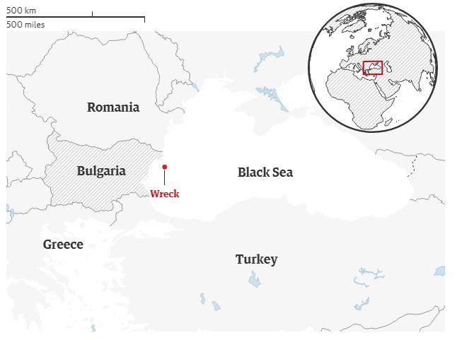 «Το πλοίο του Οδυσσέα»: Το αρχαιότερο ελληνικό ναυάγιο εντοπίστηκε στην Μαύρη Θάλασσα – Βυθίστηκε πριν από 2.400 χρόνια… [εικόνες+βίντεο]